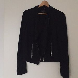 Aritzia Babaton Black Jacket